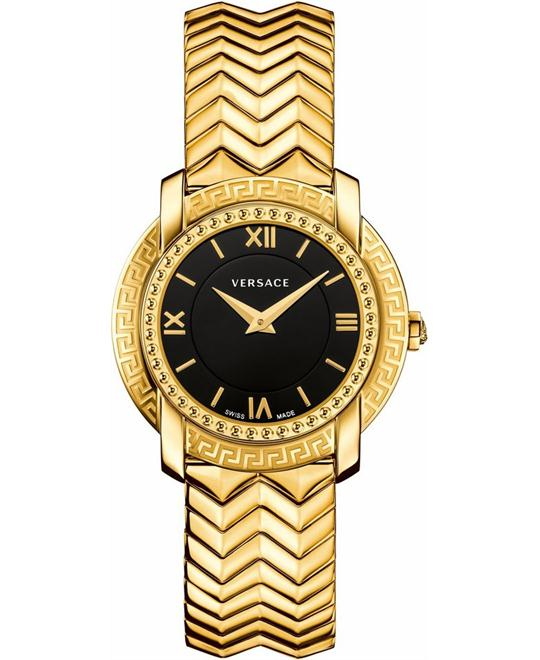 Versace DV-25 Swiss Quartz Watch 36mm