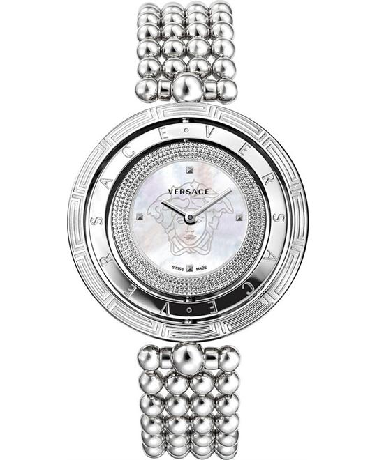 Versace Women's Eon MOP Dial Wris twatch 39mm