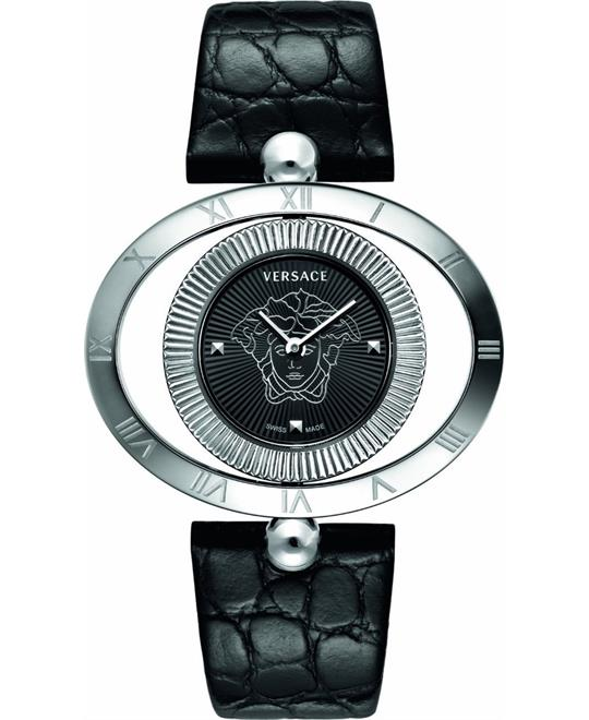 Versace Eon Reversible Bezel Women's Watch 40mm