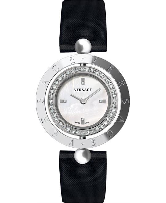 Versace Eon Reversible Diamond Women's Watch 33.5mm