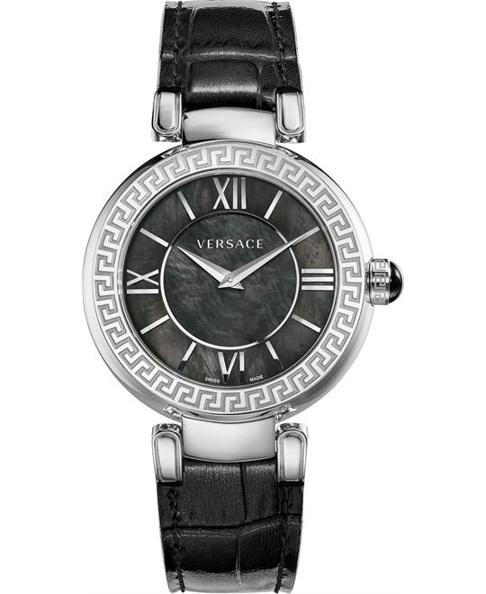 Versace Leda V-Pearl Women's Swiss Watch 38mm