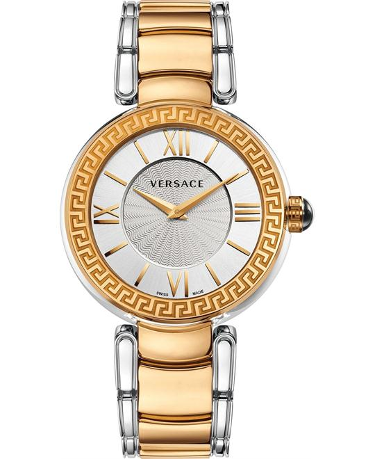 Versace Leda Gold Women's Swiss Watch 38mm