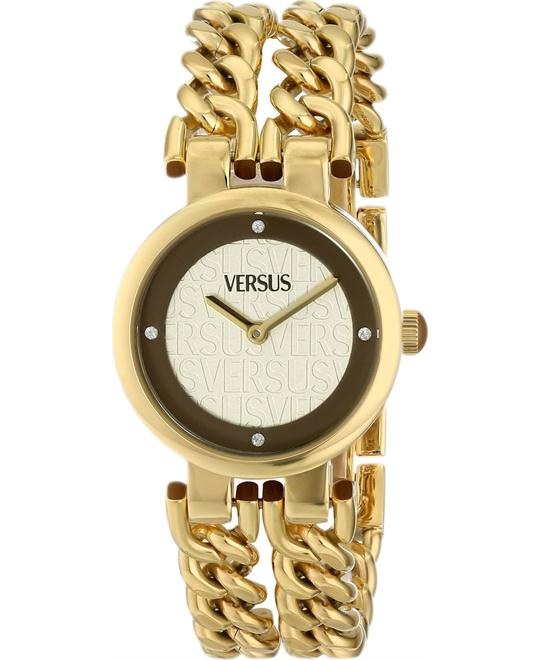 Versus Berlin Yellow Gold Ladies Watch 30mm