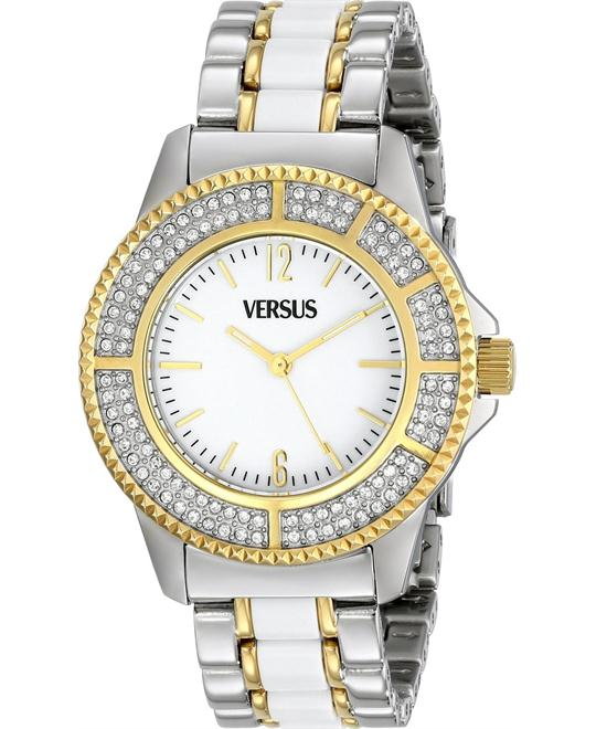 Versus by Versace Cristal White Gold 38mm