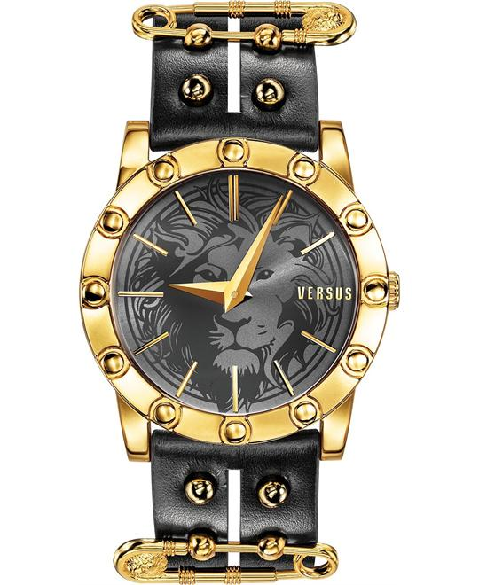 Versus by Versace Gold Leather 40mm