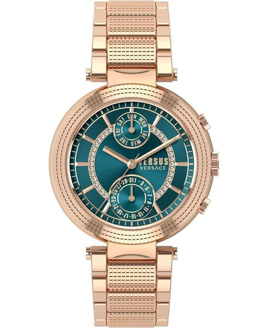 Versus By Versace Star Ferry Quartz Watch 38MM