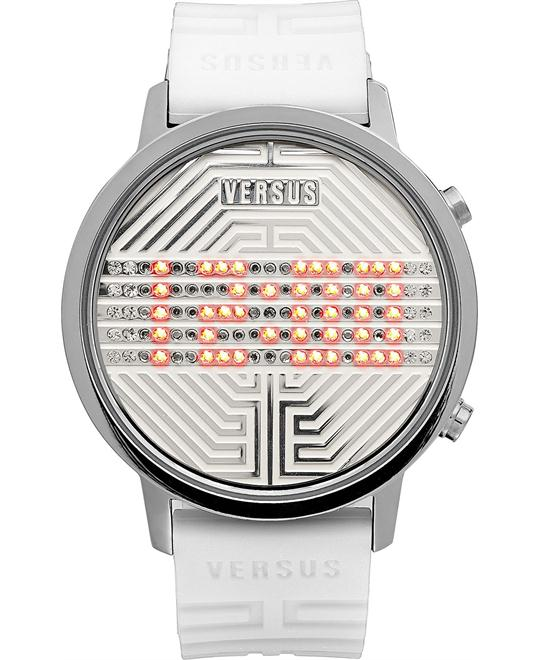 Versus by Versace Unisex Rubber 41mm