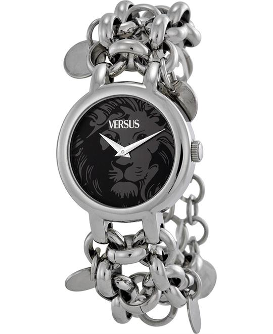 Versus by Versace Women's Agadir Silver Watch 36mm