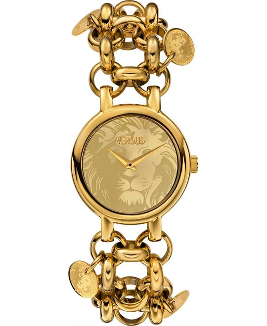 Versus by Versace Women's Gold 36mm