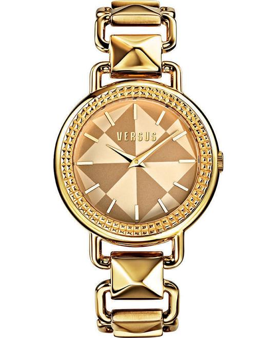 Versus by Versace Women's Gold 38mm