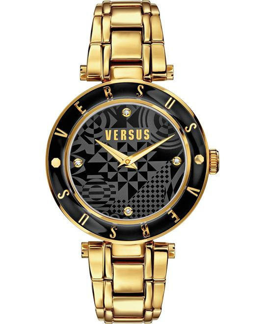 Versus by Versace Women's Gold Stainless 34mm
