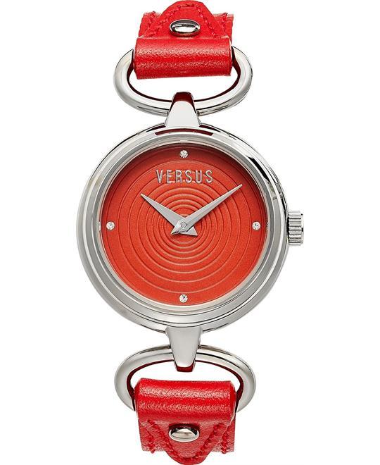 Versus by Versace Women's Leather 30mm