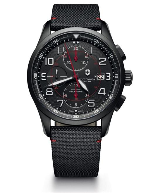 VICTORINOX AirBoss Mechanical Chronograph Watch 42mm