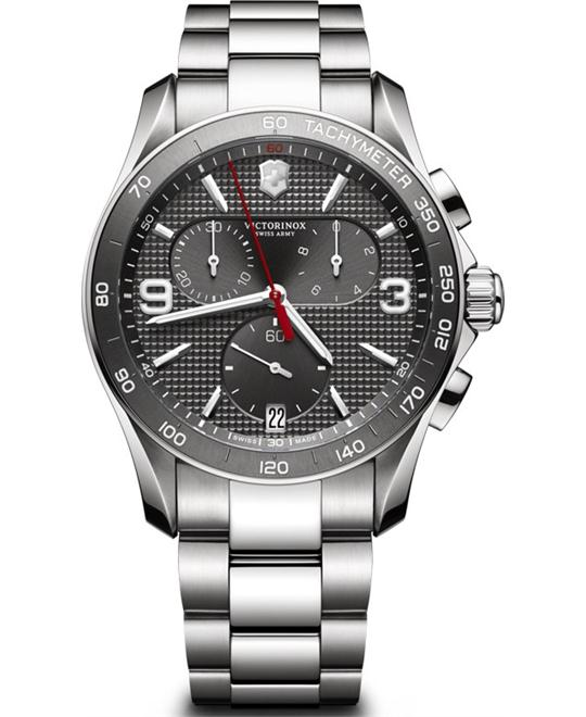VICTORINOX Chrono Classic Slate Watch 41mm