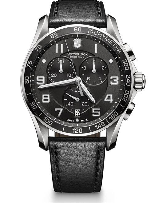 VICTORINOX Chrono Classic XLS Watch 45MM