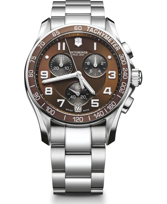 VICTORINOX Classic Chronograph Watch 41mm