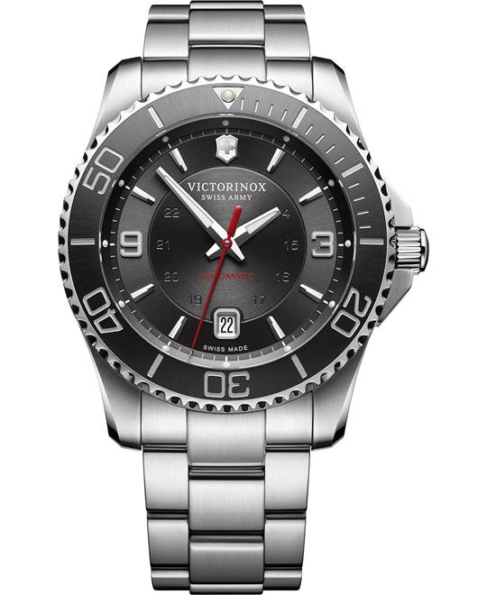 Victorinox Maverick Stainless Steel Men's Watch 43mm