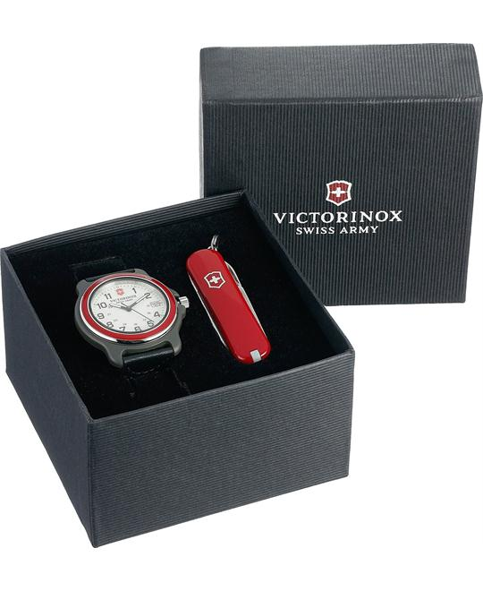 VICTORINOX Original White Nylon Men's Watch 39mm