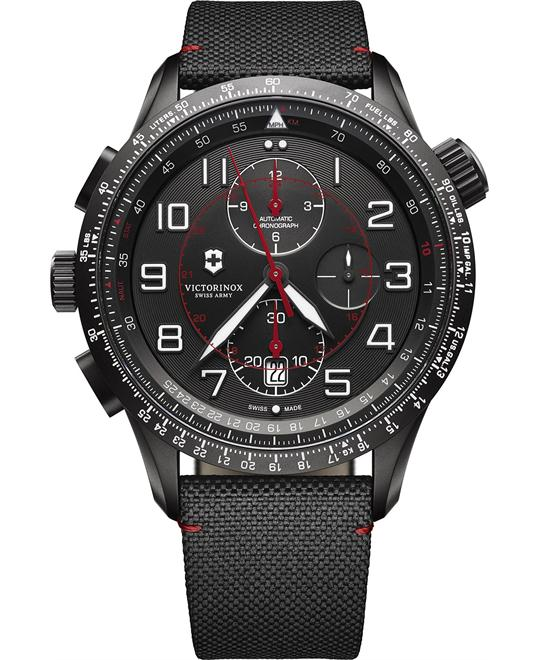 VICTORINOX Swiss Army Airboss Mechanical Watch 45mm