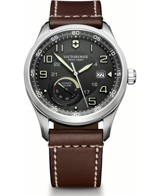 VICTORINOX Swiss Army Airboss Power Gauge Watch 42mm