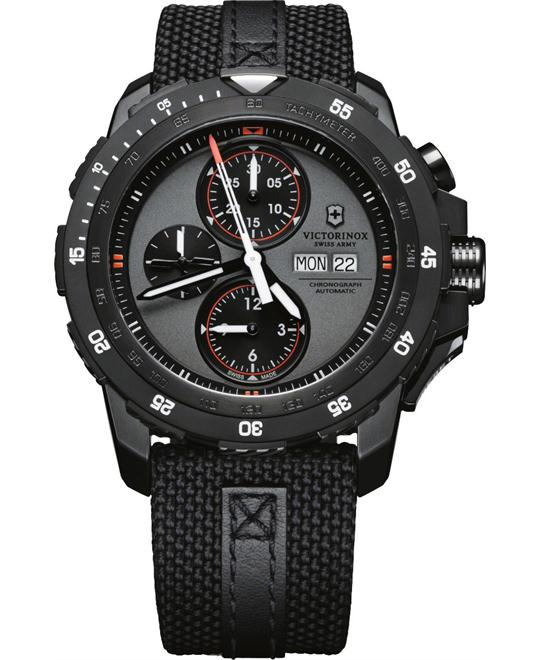 VICTORINOX Swiss Army Alpnach Chronograph Watch 44mm