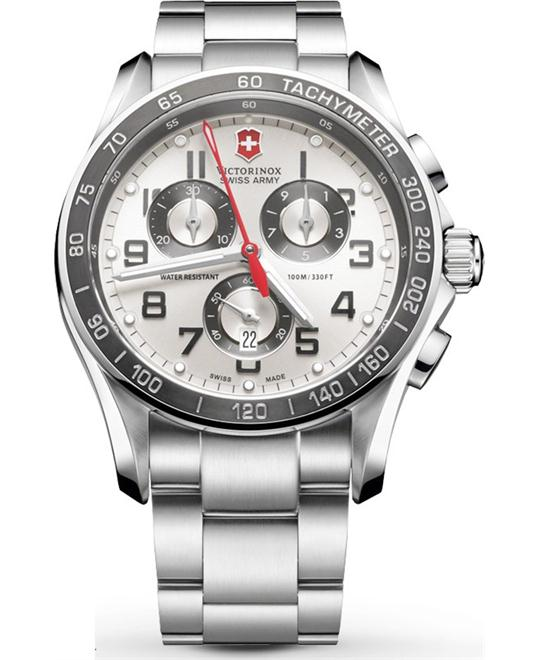 VICTORINOX Swiss Army Chrono Classic XLS Watch 45mm