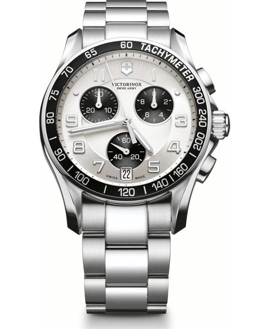 Victorinox Swiss Army Classic Chrono Watch 41mm