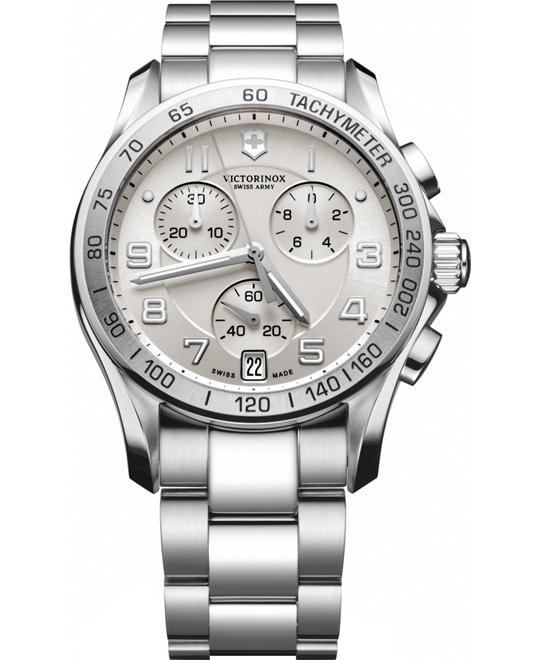 Victorinox Swiss Army Classic Chronograph Watch 41mm