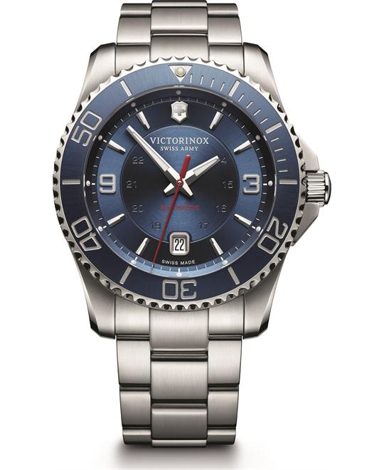VICTORINOX Swiss Army Maverick Mechanical Watch 43mm