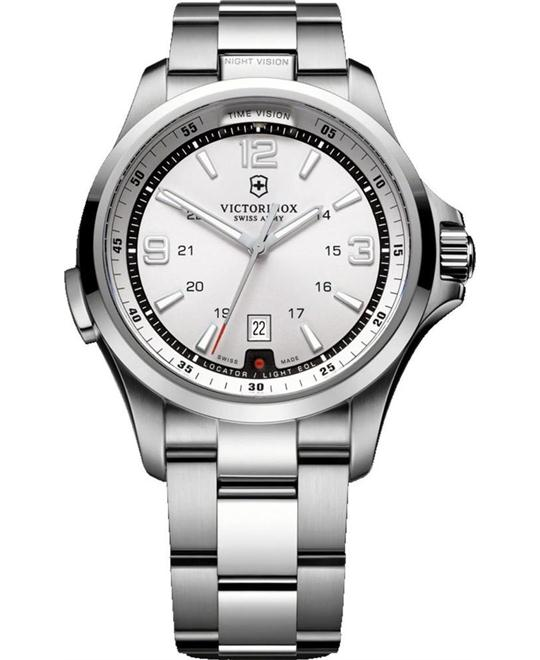 VICTORINOX Swiss Army Night Vision Men's Watch 42mm