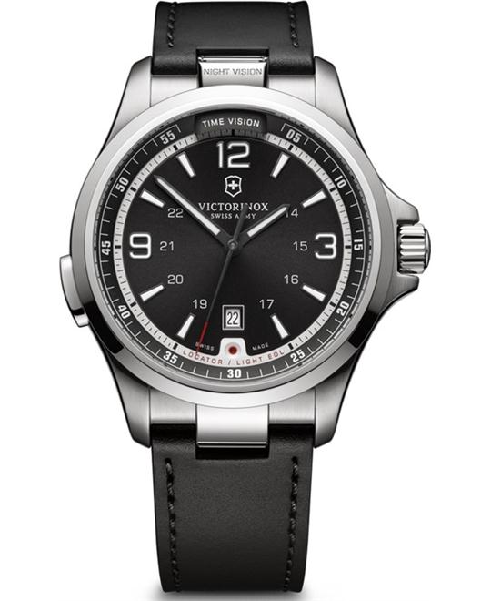 Victorinox Swiss Army Night Vision Mens Watch 42mm