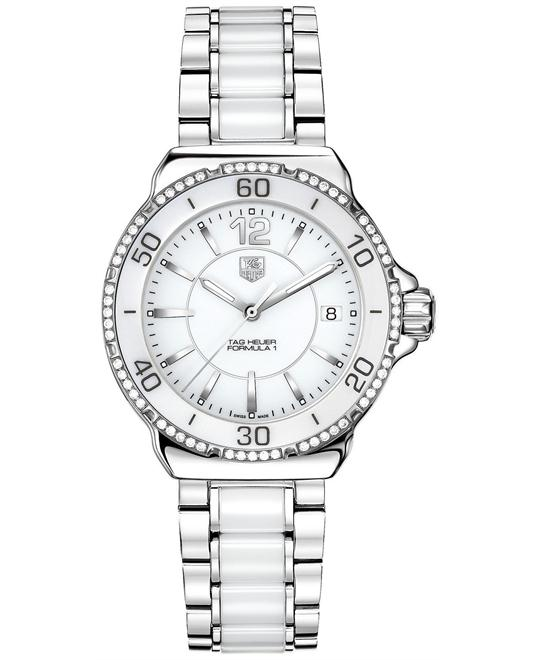 đồng hồ TAG Heuer WAH1213.BA0861 Formula 1 Ceramic Diamond 37mm