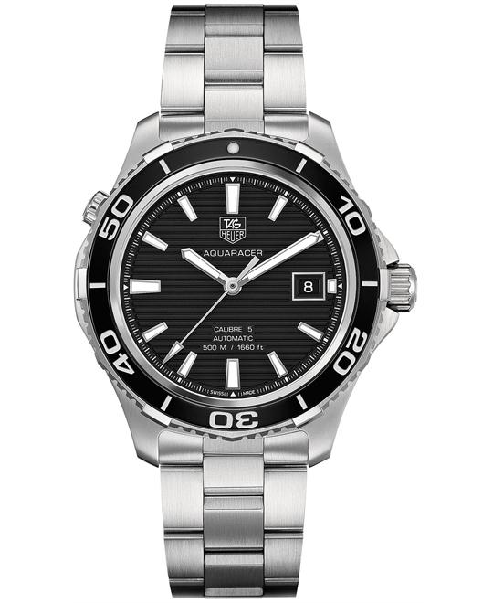 TAG Heuer Aqua Racer 500 WAK2110.BA0830 Swiss Automatic 41mm