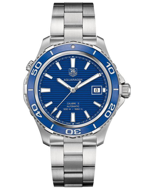 TAG Heuer Aquaracer 500 WAK2111.BA0830 Swiss Automatic 41mm
