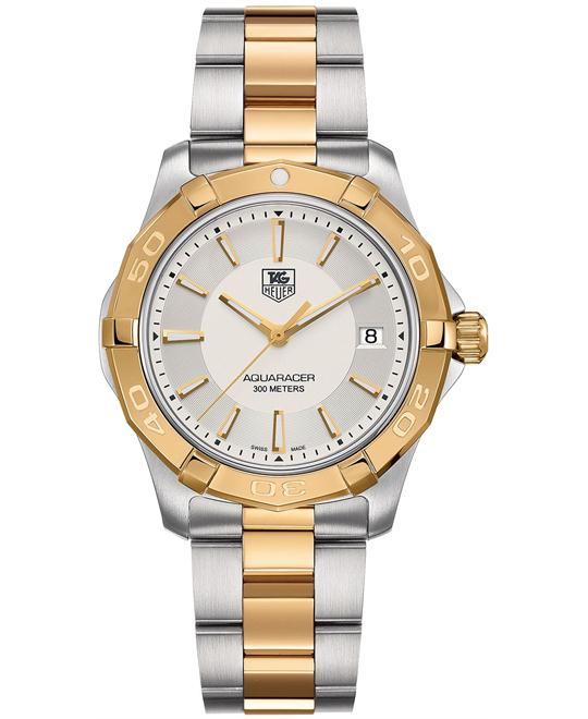 TAG Heuer Aquaracer WAP1120.BB0832 Men's Swiss 39mm