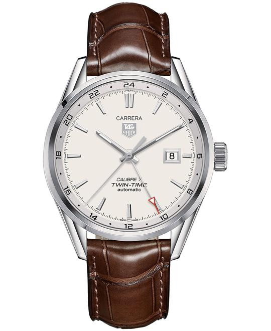 TAG Heuer WAR2011.FC6291 Carrera Calibre 7 Twin Time 41mm