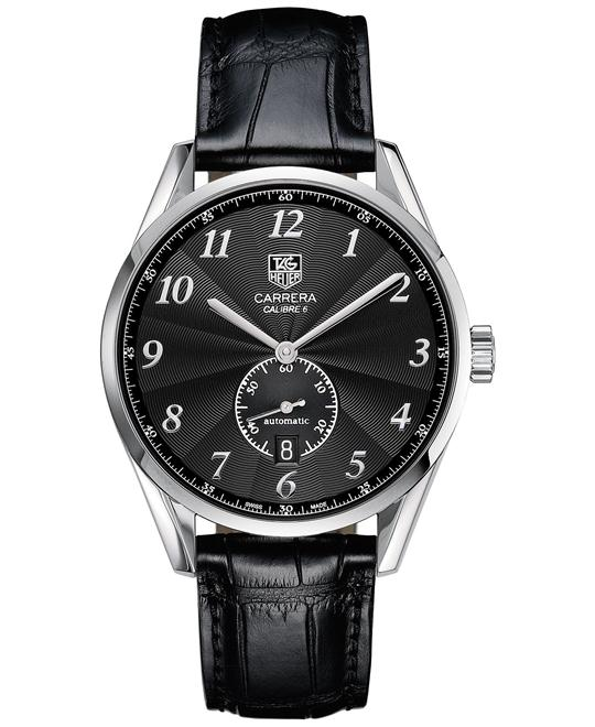 TAG Heuer WAS2110.FC6180 Carrera Swiss Watch 39mm