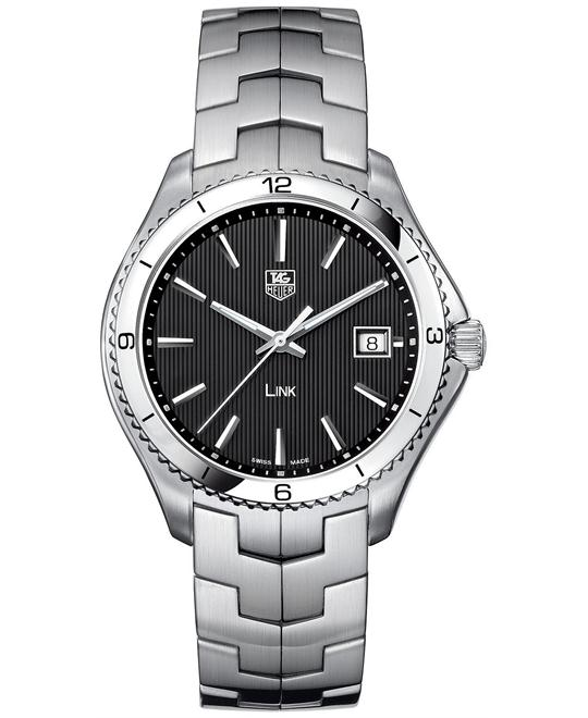 TAG Heuer WAT1110.BA0950 Link Swiss Watch 40mm