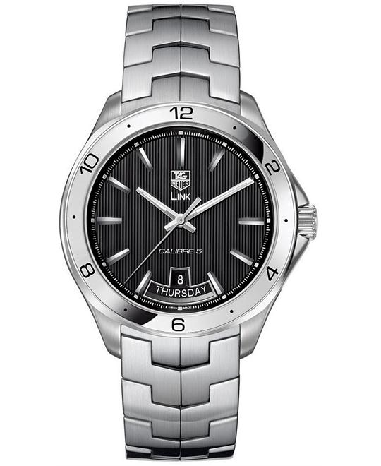 TAG Heuer Link WAT2010.BA0951 Automatic Watch 42mm