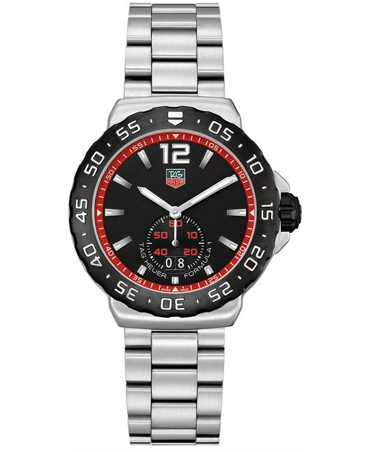 TAG Heuer WAU1114.BA0858 Formula 1 Swiss Watch 42mm