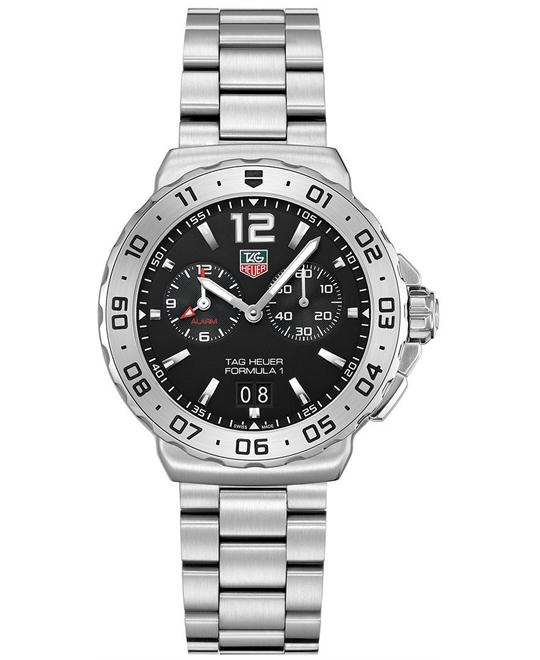 TAG Heuer WAU111A.BA0858 Formula 1 Swiss Watch 42mm
