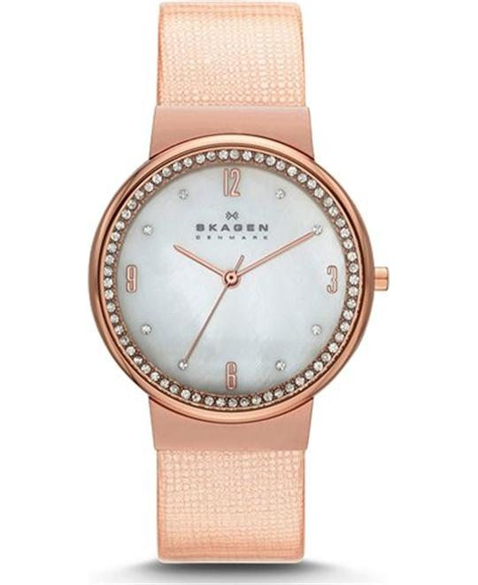 WOMEN'S WATCH - ROSE GOLD-TONE 34MM