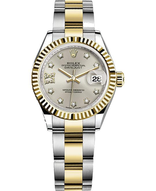 YSTER PERPETUAL 279173 LADY-DATEJUST 28