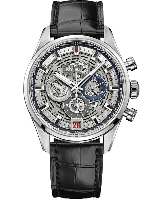 đồng hồ Zenith Chronomaster El Primero Full Open Mens Watch 42mm