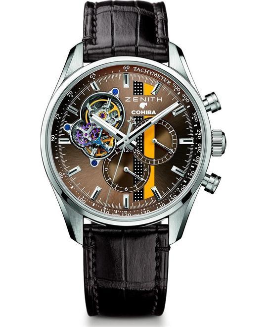đồng hồ ZENITH El Primero Chronomaster 1969 Cohiba Edition Watch 42mm