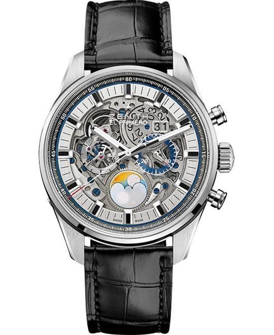 đồng hồ Zenith El Primero Chronomaster Grande Date Full Open 45mm