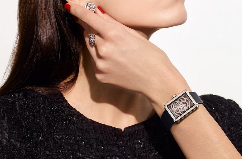 4d5805f7cd CHANEL Collection | Đồng hồ CHANEL chính hãng