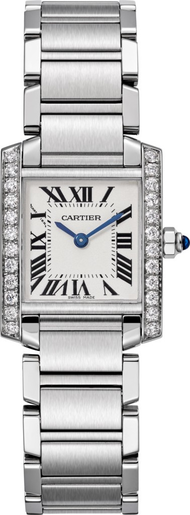 Cartier Tank W4TA0008 Watch 25.20 X 20.30