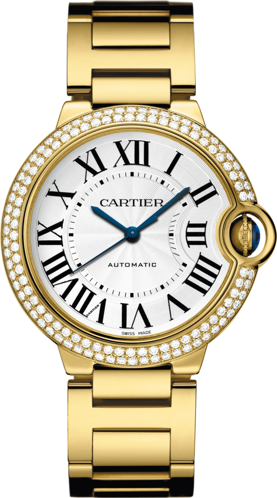 Cartier Ballon Bleu De Cartier WJBB0007 Watch 36