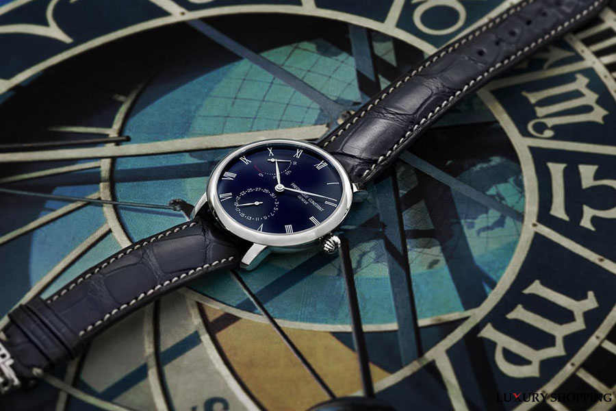 BASELWORLD 2019: FREDERIQUE CONSTANT GIỚI THIỆU SLIMLINE POWER RESERVE MANUFACTURE MỚI